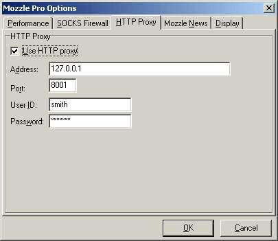 IRCERT - کاربرد پراکسی در امنیت شبکه (۳) - مقالات